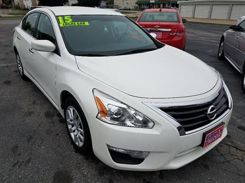 2015 Nissan Altima for sale in North Liberty, IA