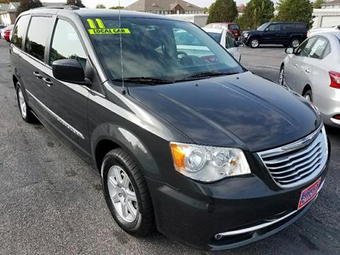2011 Chrysler Town and Country for sale in North Liberty, IA