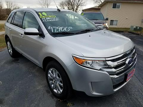 2014 Ford Edge for sale in North Liberty, IA