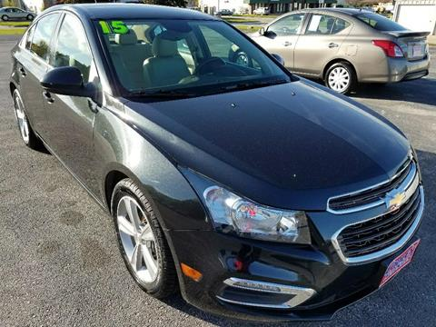 2015 Chevrolet Cruze for sale in North Liberty, IA