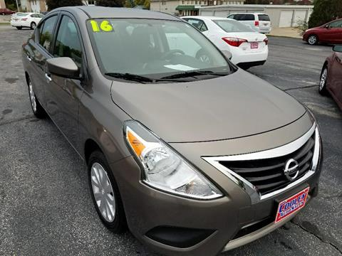 2016 Nissan Versa for sale in North Liberty, IA