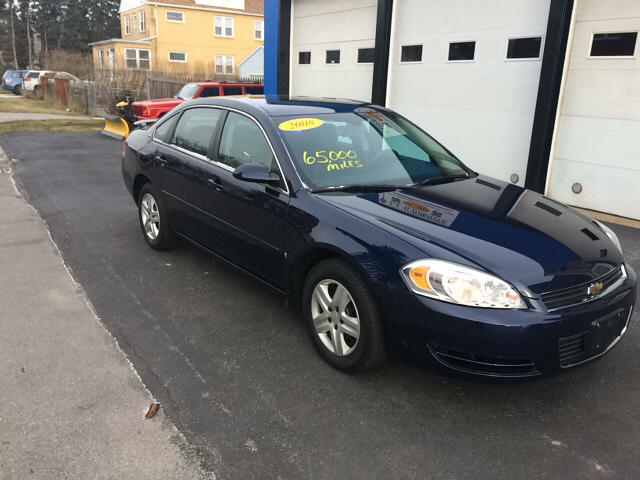 2008 Chevrolet Impala LS 4dr Sedan - Lackawanna NY