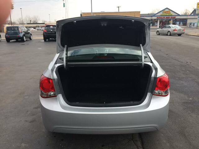 2012 Chevrolet Cruze LS 4dr Sedan - Lackawanna NY