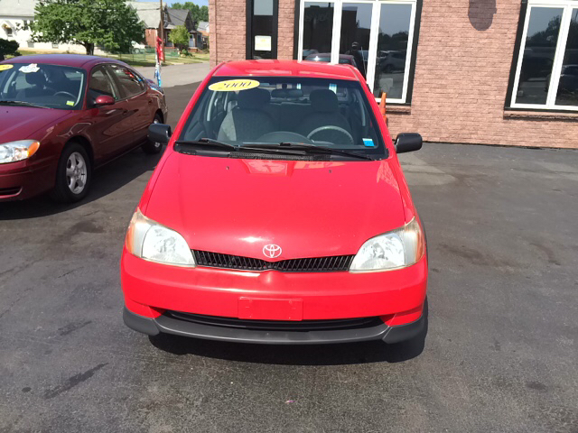 2000 Toyota ECHO 4dr Sedan - Lackawanna NY