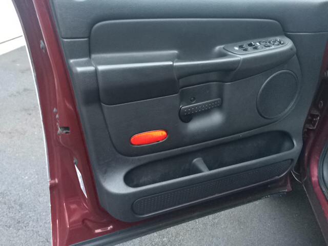 2003 Dodge Ram Pickup 1500 4dr Quad Cab SLT Rwd SB - Lackawanna NY