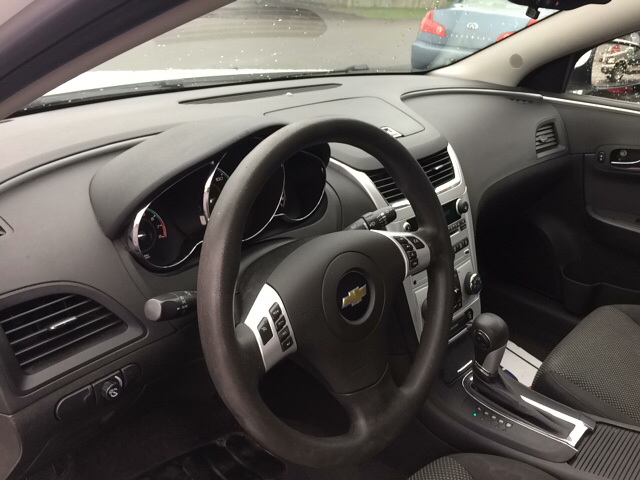 2012 Chevrolet Malibu LT 4dr Sedan w/1LT - Lackawanna NY