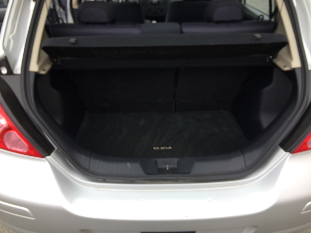 2008 Nissan Versa 1.8 SL 4dr Hatchback CVT - Charlotte NC