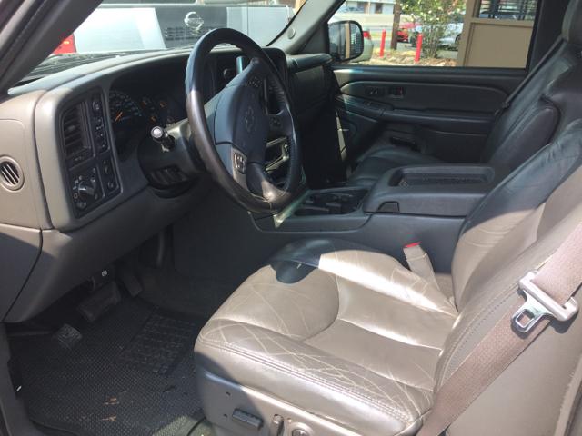 2006 Chevrolet Silverado 1500 LT1 4dr Crew Cab 4WD 5.8 ft. SB - Charlotte NC