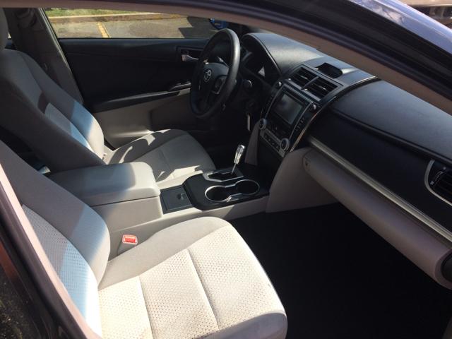 2012 Toyota Camry LE 4dr Sedan - Charlotte NC