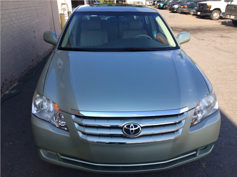 2006 toyota avalon for sale north carolina. Black Bedroom Furniture Sets. Home Design Ideas