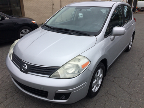 2008 Nissan Versa for sale in Charlotte, NC