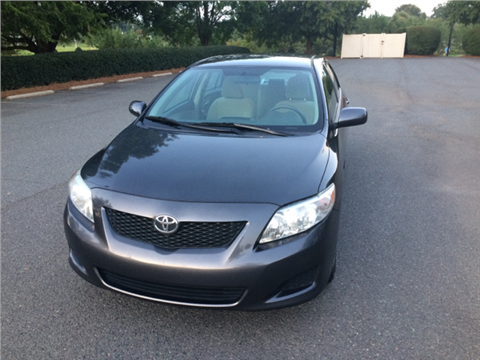 2010 Toyota Corolla for sale in Charlotte, NC
