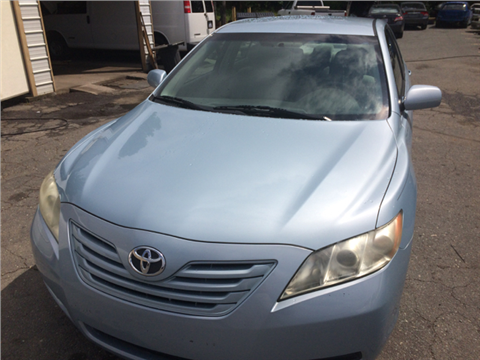 2009 Toyota Camry for sale in Charlotte NC