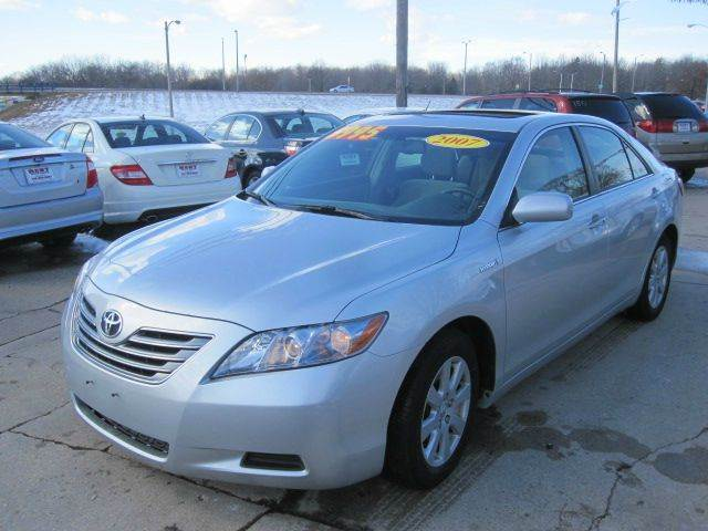 2007 toyota camry hybrid base 4dr sedan in milwaukee wi. Black Bedroom Furniture Sets. Home Design Ideas