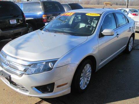 ford fusion hybrid for sale wisconsin. Cars Review. Best American Auto & Cars Review