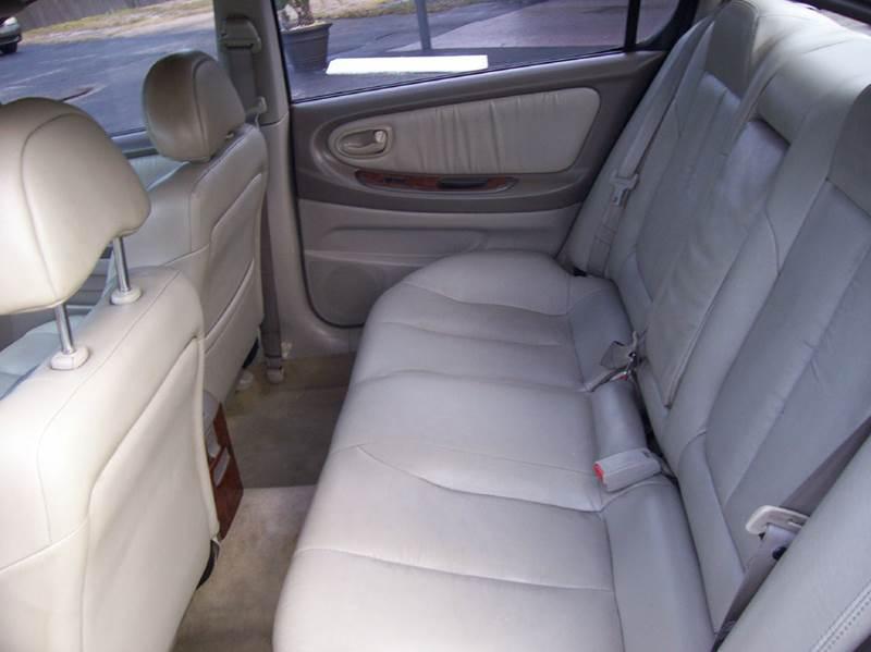 2000 Nissan Maxima SE 4dr Sedan - Holly Hill FL