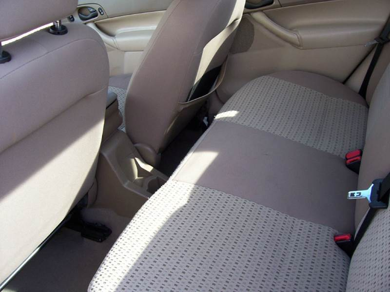 2005 Ford Focus ZX4 SES 4dr Sedan - Holly Hill FL