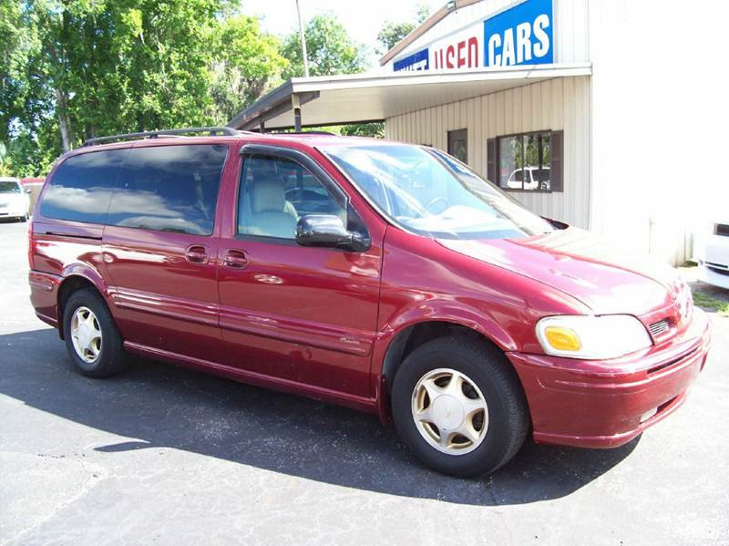 2000 Oldsmobile Silhouette 4dr Premiere Extended Mini-Van - Holly Hill FL