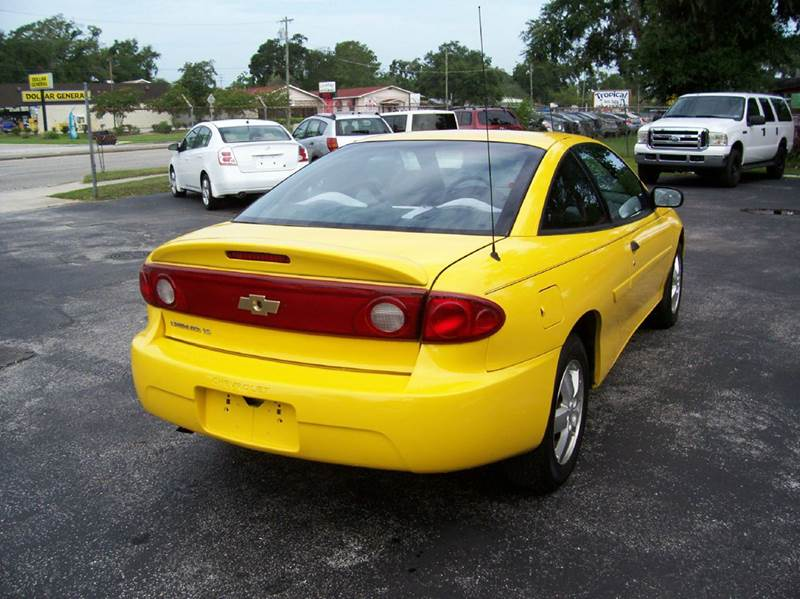 2005 Chevrolet Cavalier LS 2dr Coupe - Holly Hill FL
