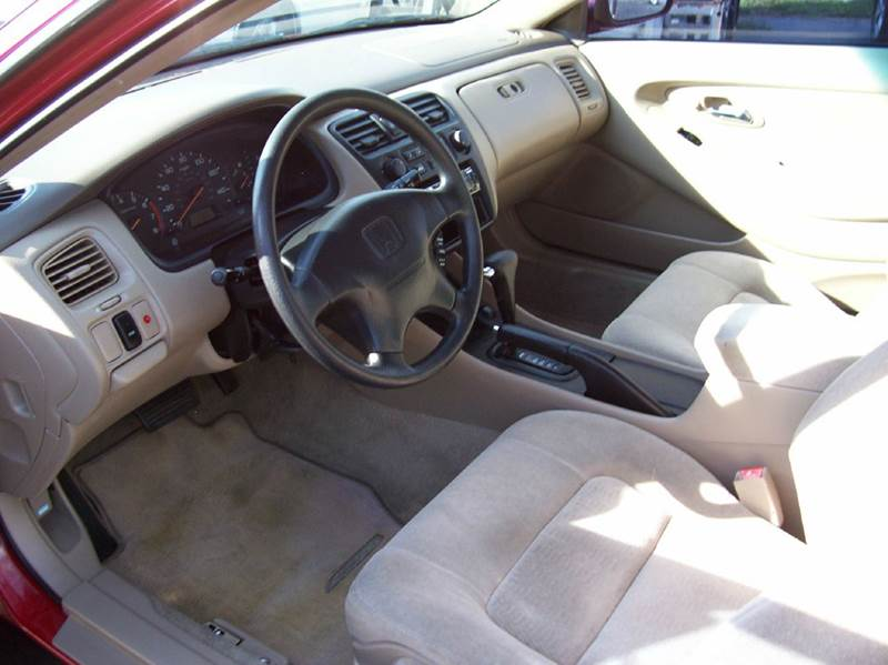 2000 Honda Accord LX 2dr Coupe - Holly Hill FL