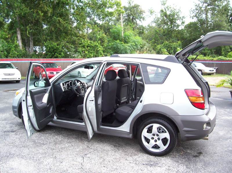 2007 Pontiac Vibe 4dr Wagon - Holly Hill FL
