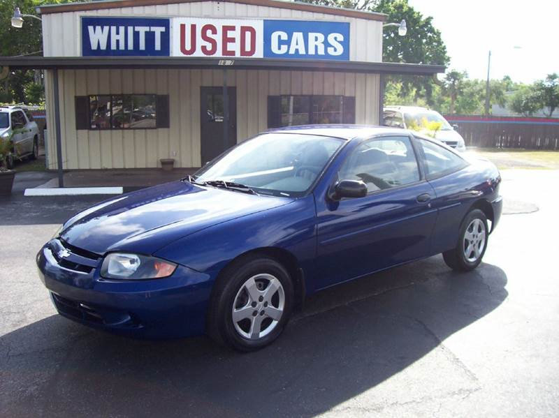 2003 Chevrolet Cavalier LS 2dr Coupe - Holly Hill FL