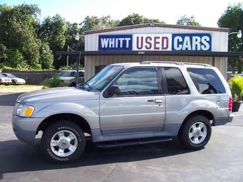 2003 Ford Explorer Sport