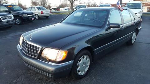 1995 Mercedes-Benz S-Class for sale in Cincinatti, OH