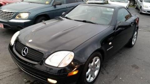 1998 Mercedes-Benz SLK for sale in Cincinatti, OH