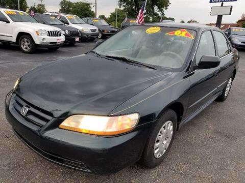 2001 Honda Accord for sale in Cincinatti, OH