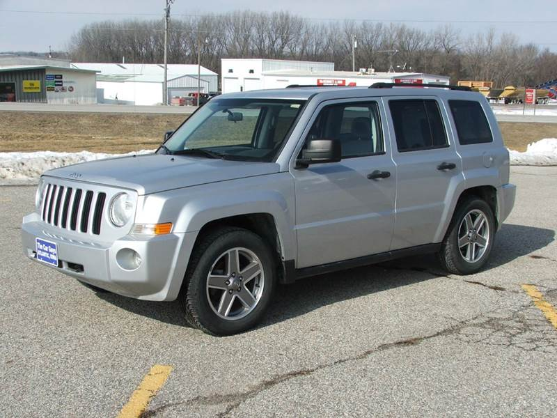 2007 jeep patriot sport 4x4 4dr suv in atlantic ia the. Black Bedroom Furniture Sets. Home Design Ideas