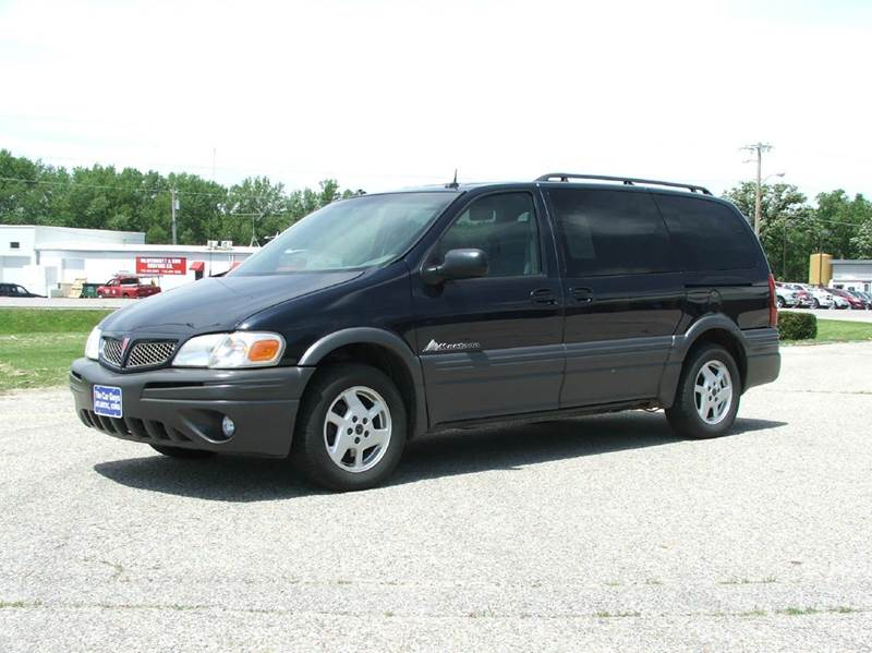 2004 pontiac montana awd 4dr extended mini van in atlantic. Black Bedroom Furniture Sets. Home Design Ideas