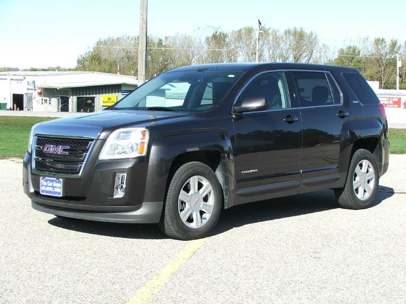 2015 gmc terrain awd sle 1 4dr suv in atlantic ia the car guys. Black Bedroom Furniture Sets. Home Design Ideas