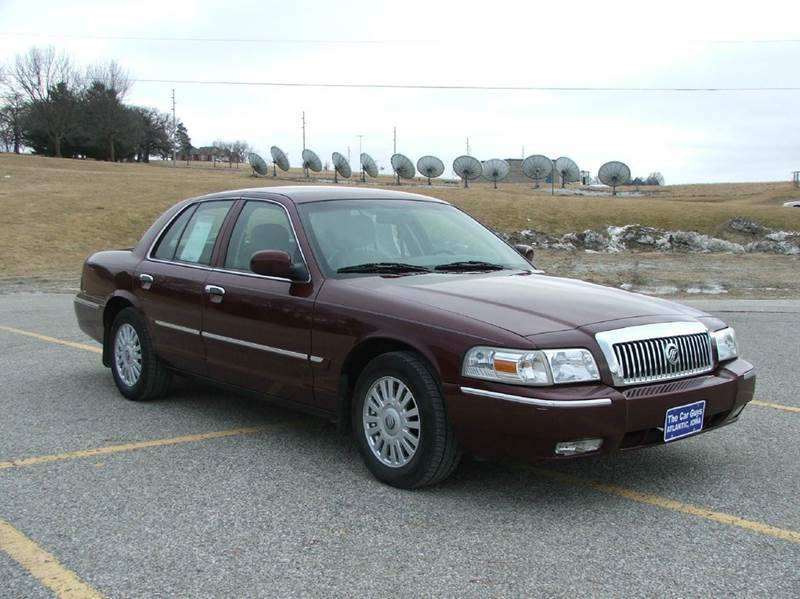 2007 mercury grand marquis ls 4dr sedan in atlantic ia. Black Bedroom Furniture Sets. Home Design Ideas
