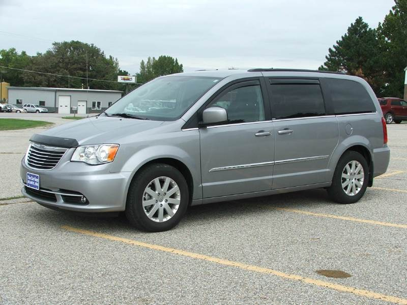 2014 chrysler town and country touring 4dr mini van in atlantic ia the car guys. Black Bedroom Furniture Sets. Home Design Ideas