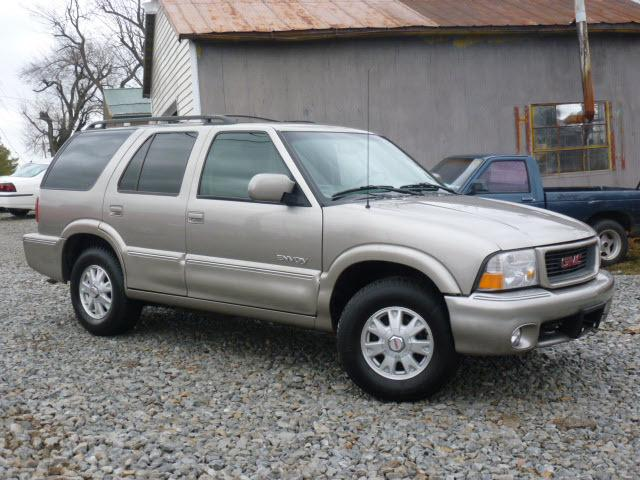 2000 GMC Jimmy; Envoy