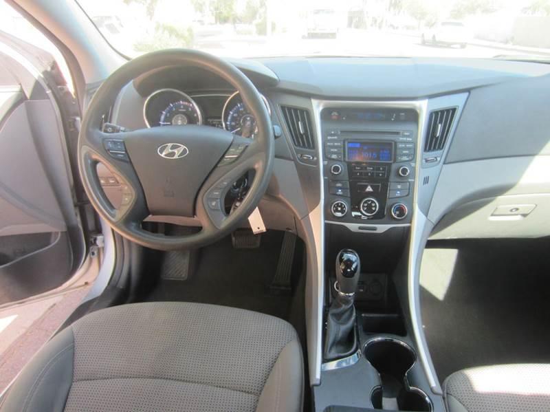 2014 Hyundai Sonata GLS 4dr Sedan PZEV - Tempe AZ