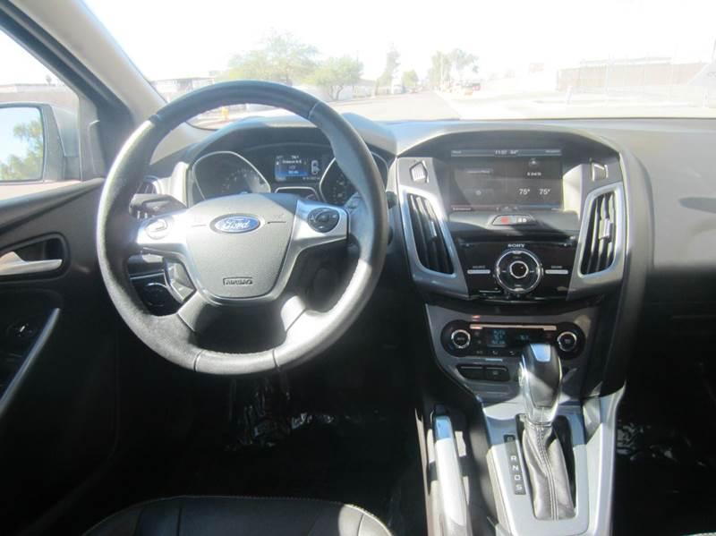 2014 Ford Focus Titanium 4dr Hatchback - Tempe AZ