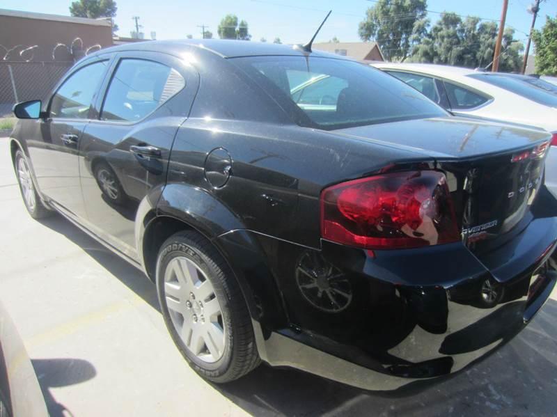 2013 Dodge Avenger SE 4dr Sedan - Tempe AZ