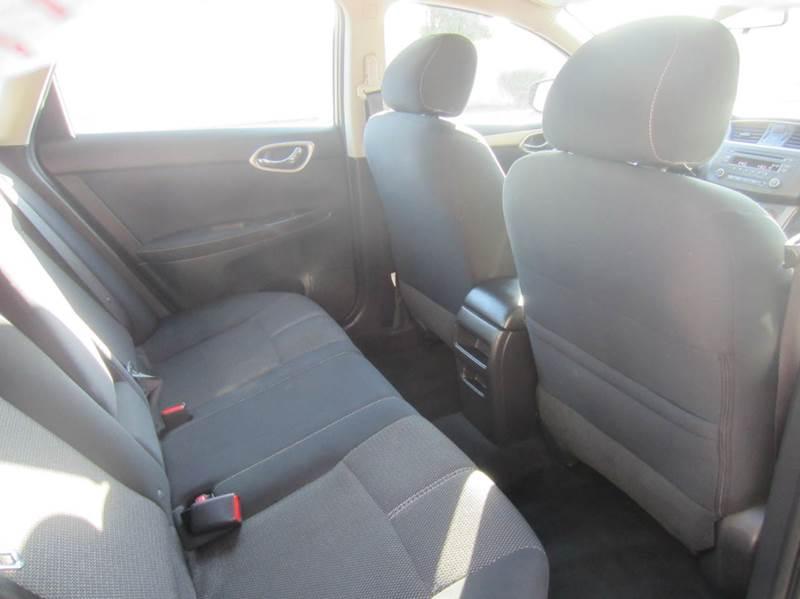 2014 Nissan Sentra S 4dr Sedan CVT - Tempe AZ