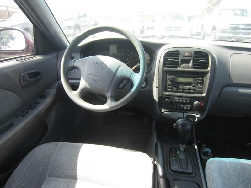 2001 Kia Optima LX 4dr Sedan - Tempe AZ