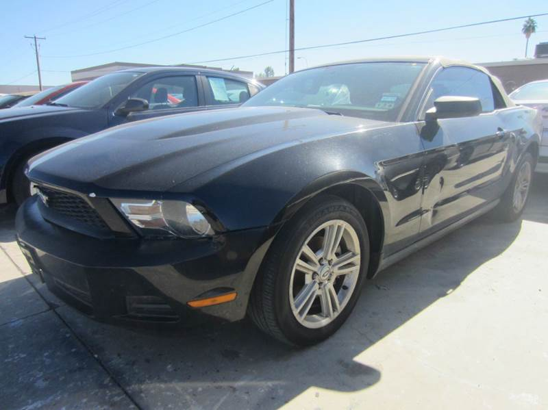 2010 Ford Mustang V6 2dr Convertible - Tempe AZ