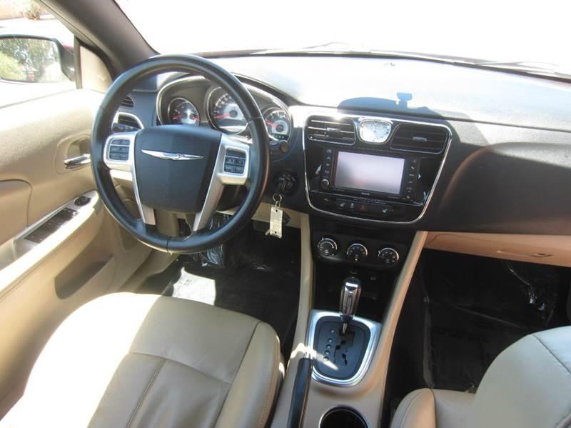 2013 Chrysler 200 Convertible Limited 2dr Convertible - Tempe AZ