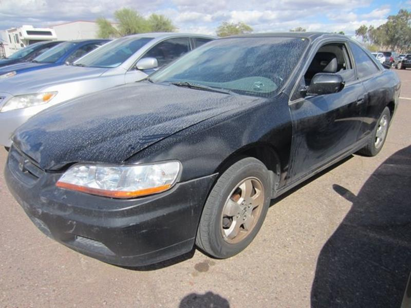 2002 Honda Accord EX 2dr Coupe w/Leather - Tempe AZ