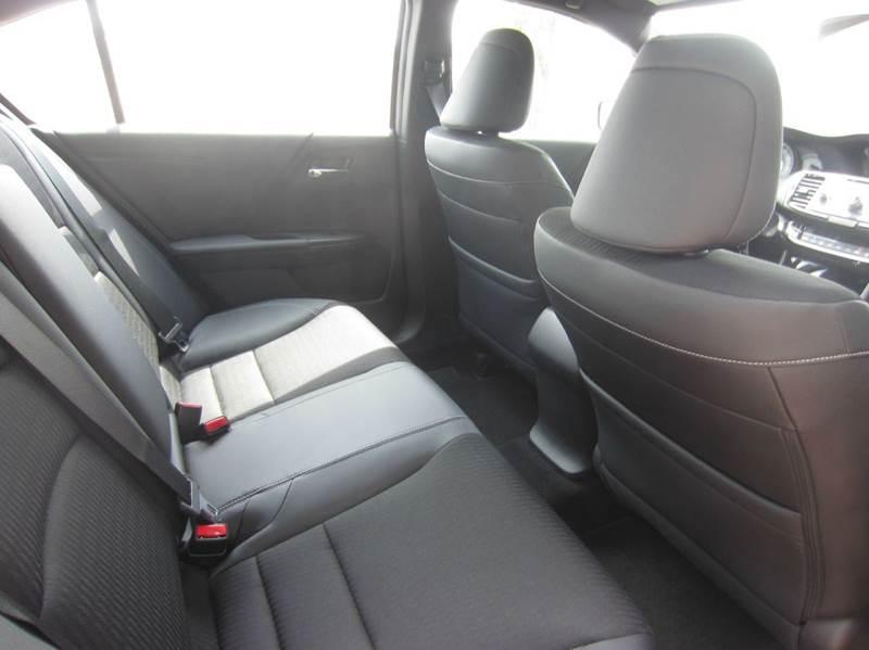 2017 Honda Accord Sport 4dr Sedan CVT - Tempe AZ