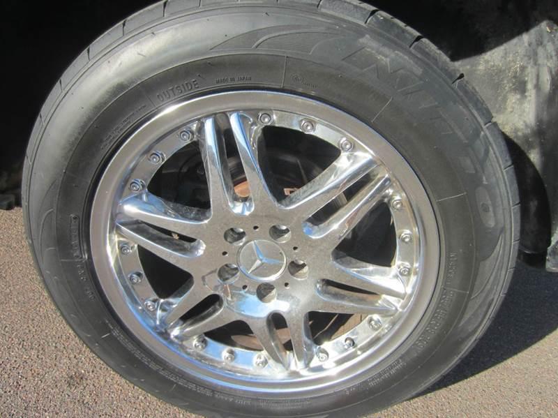2001 Mercedes-Benz M-Class AWD ML320 4MATIC 4dr SUV - Tempe AZ