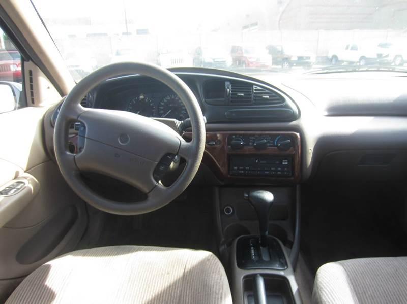 1999 Mercury Mystique GS 4dr Sedan - Tempe AZ