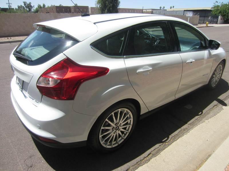 2014 Ford Focus Electric 4dr Hatchback - Tempe AZ