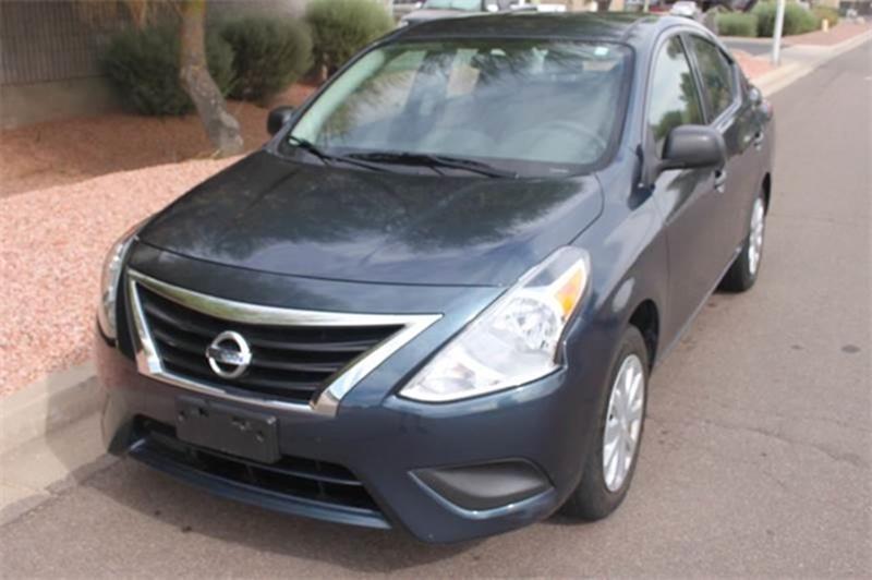 2015 Nissan Versa 1.6 S Plus 4dr Sedan - Tempe AZ