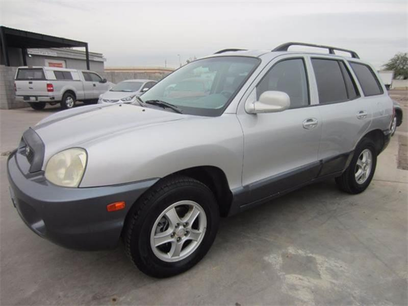 2004 Hyundai Santa Fe For Sale In Arizona Carsforsale Com